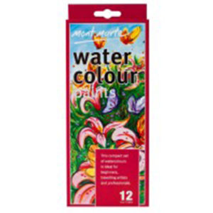 Assortiment d'aquarelle liquide (Water colour paints), Mont Marte